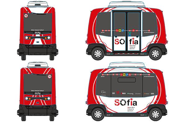 Die Vorbereitungen für den ersten autonomen Shuttlebus laufen auf Hochtouren.