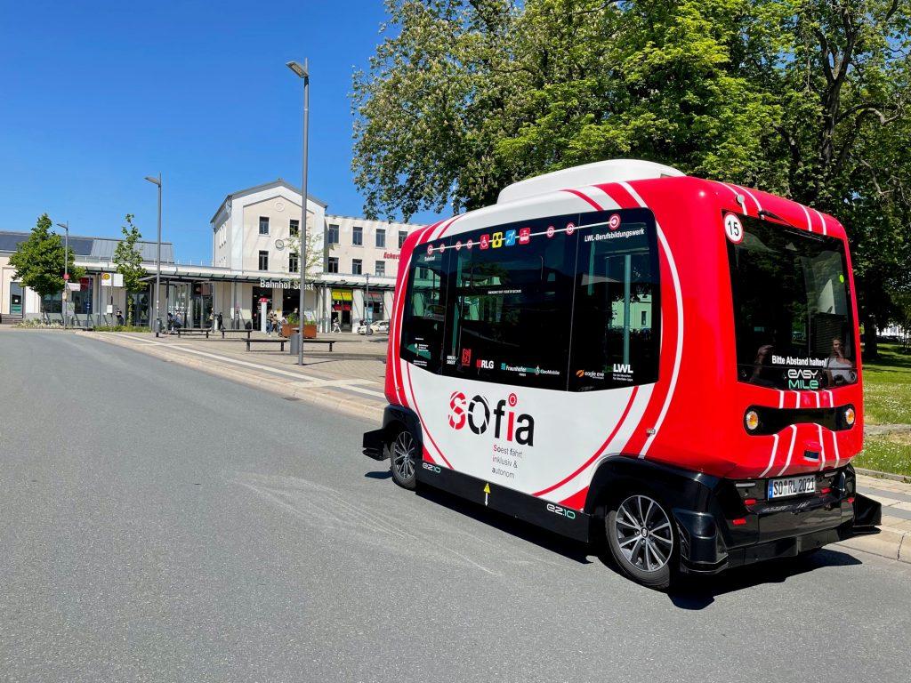SOfia – der erste Monat